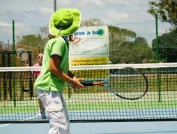 Penny Biddlestone Tennis Coaching